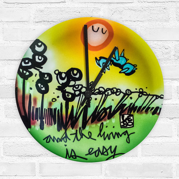 And The Living Is Easy - Limited Edition - Timepieces - shop.leboart.com