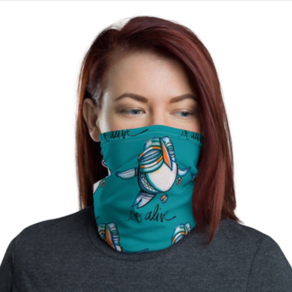 So Alive - Lebo Face/Neck Gaiter
