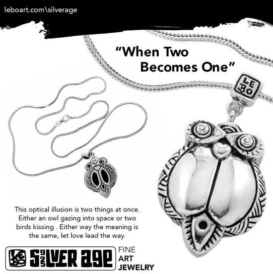When Two Becomes One - Limited Edition - Necklace
