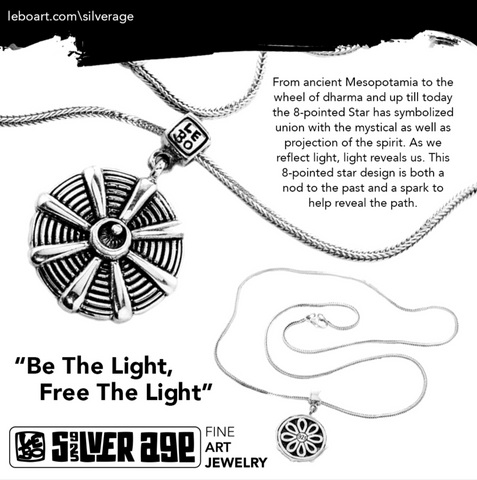 Be The Light, Free The Light - Limited Edition - Necklace - shop.leboart.com