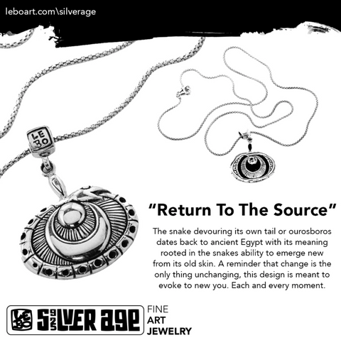 Return To The Source - Limited Edition - Necklace - shop.leboart.com