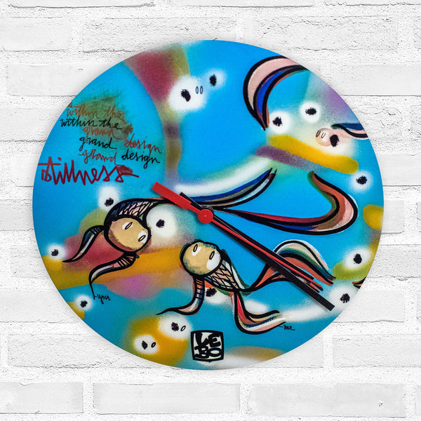 Stillness Within The Grand Design - Limited Edition - Timepieces - shop.leboart.com
