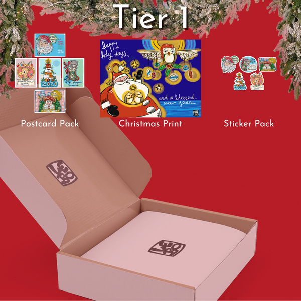 Tier 1 - Lebo Magical Christmas Box