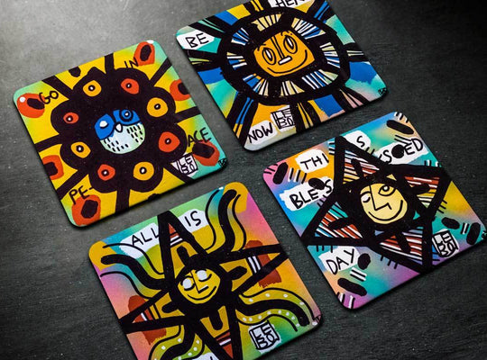 All in One - Coasters - shop.leboart.com