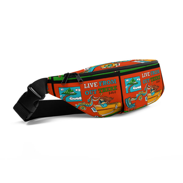 Live From Out There - Lebo Fanny Pack