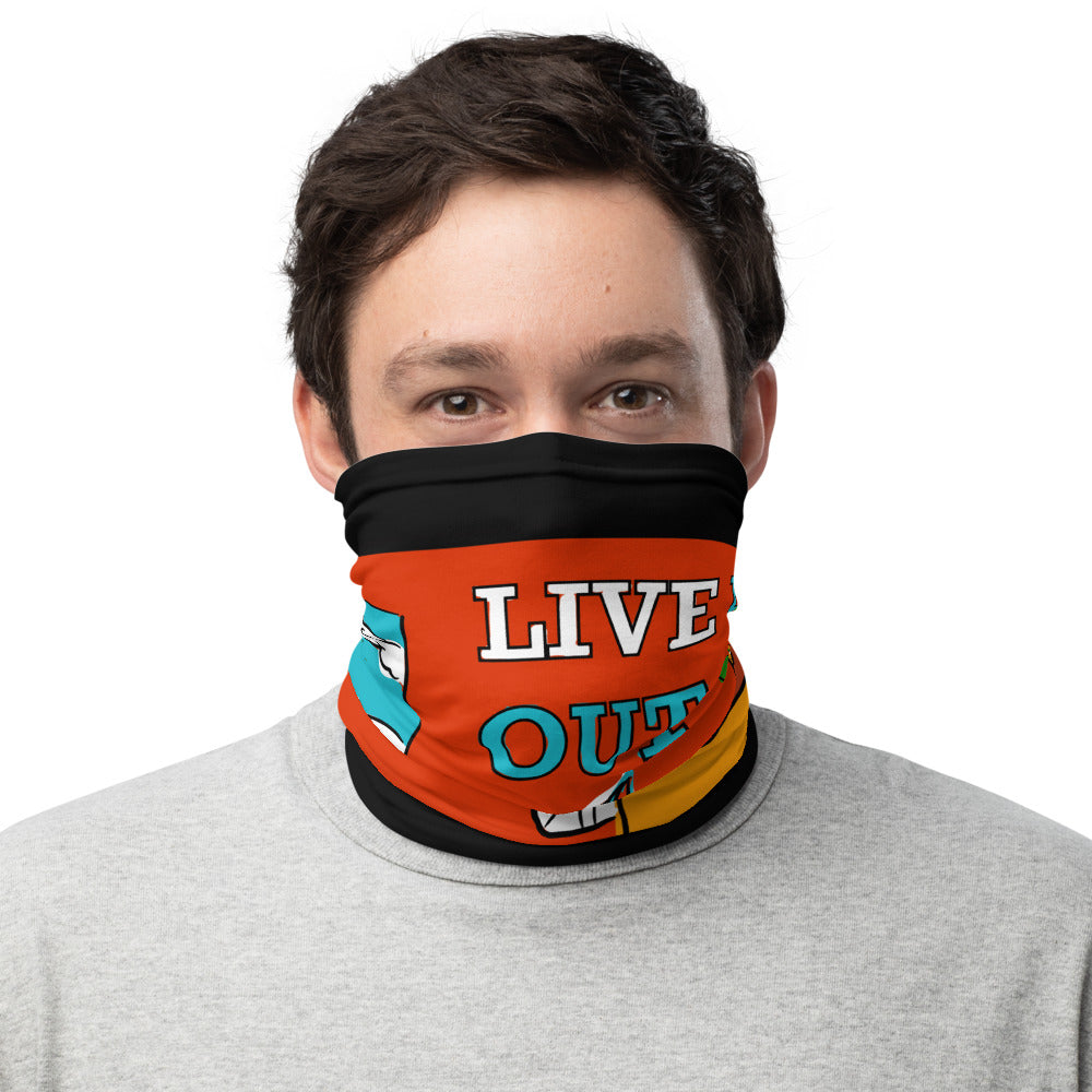 Live From Out There - Lebo Face/Neck Gaiter