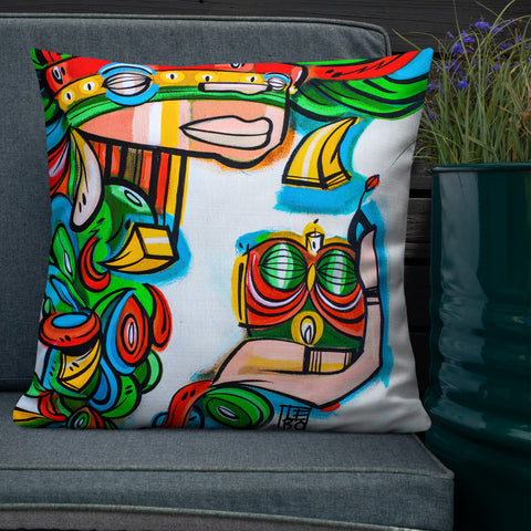 Back to the Garden, Natural Mystic – Lebo Premium Pillow