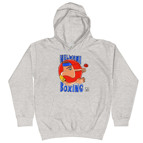 Helwani Boxing - Limited Edition - Lebo Kids Youth Hoodie