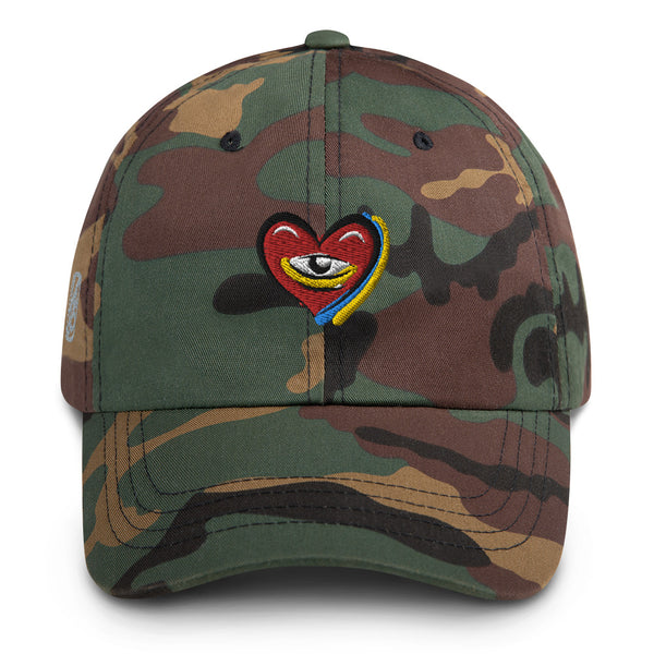 See Through Your Heart – Lebo Dad hat
