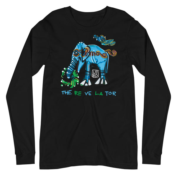 The Revelator – Unisex Long Sleeve Tee