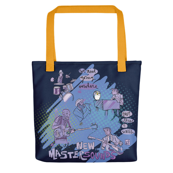 New Mastersounds – Lebo Tote bag