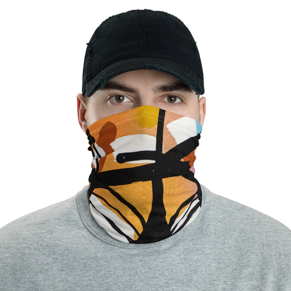 Right Here Right Now - Lebo Face/Neck Gaiter