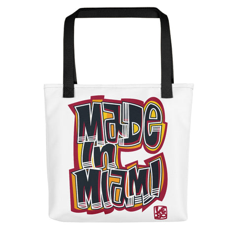 Made in Miami - Lebo Tote bag