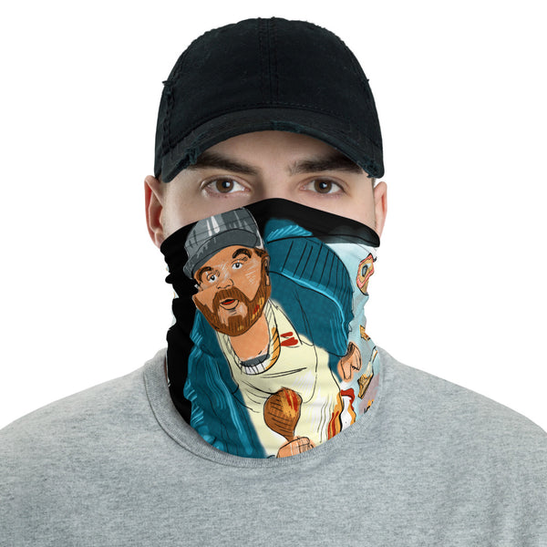 The Fudgetive - Lebo Face/Neck Gaiter