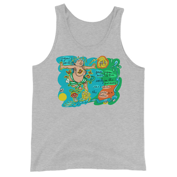 The Disco Biscuits - Lebo Collaborations - Lebo Unisex Tank