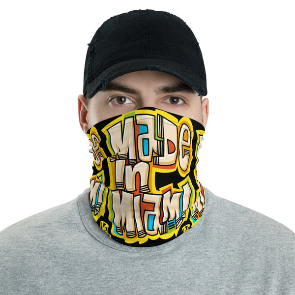 Made in Miami - Lebo Face/Neck Gaiter