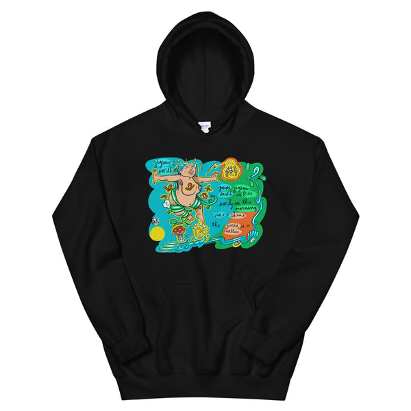 The Disco Biscuits - Lebo Collaboration - Lebo Unisex Hoodie