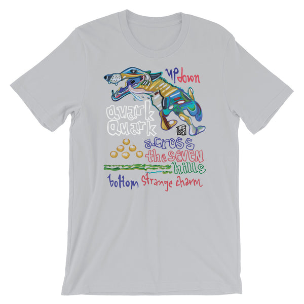 The Strange Charm of Summer – Lebo Short-Sleeve Unisex T-Shirt