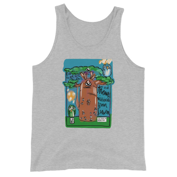 From the Root to the Fruit - Lebo Unisex Tank Top