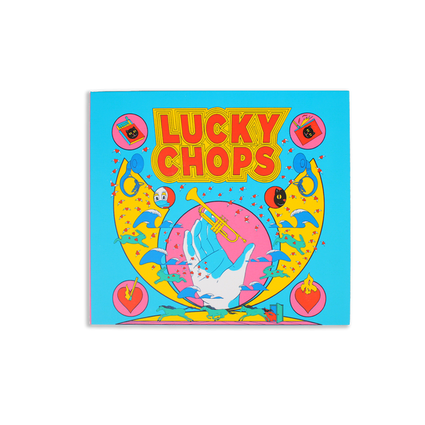Lucky chops CD