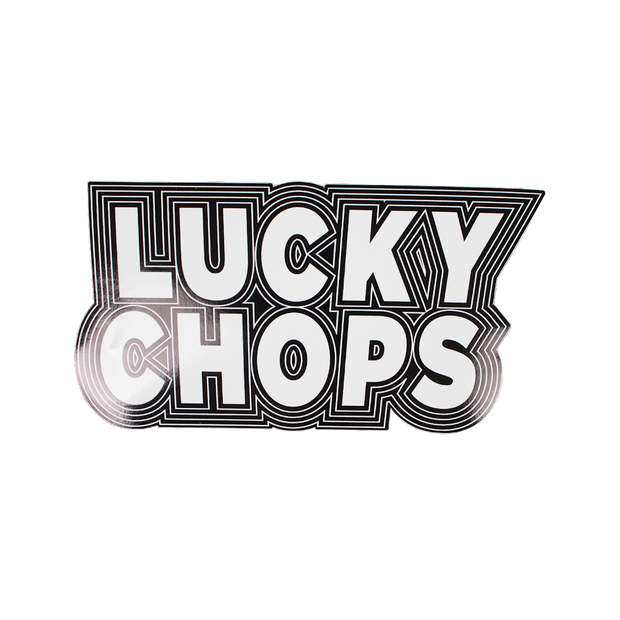 Lucky Chops sticker