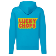 Lucky chop zip Blue