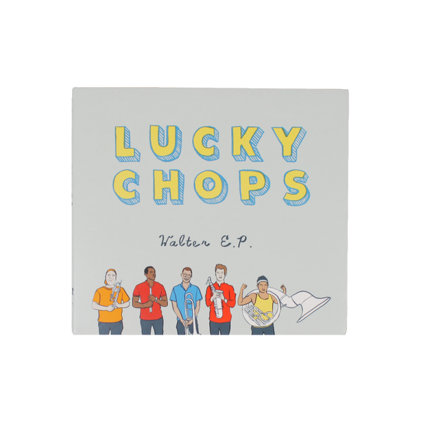 Lucky Chops Walter CD