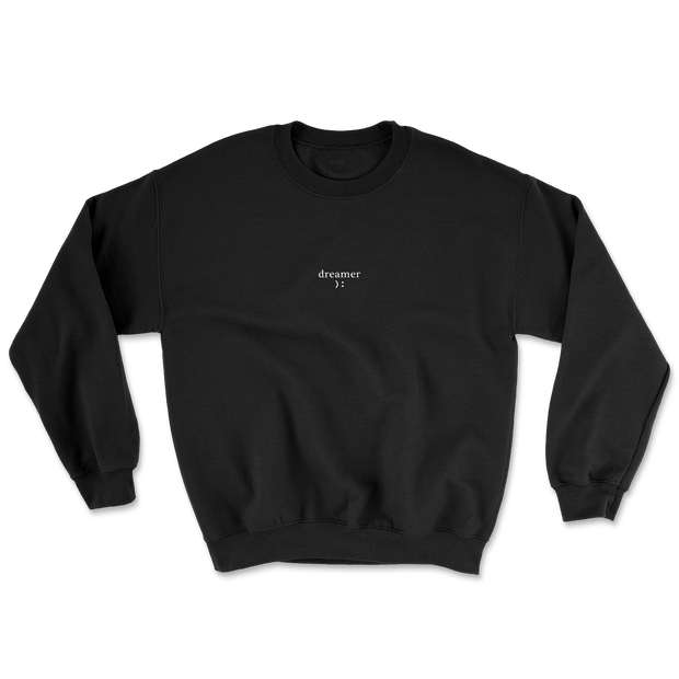Dreamer Sweat Black