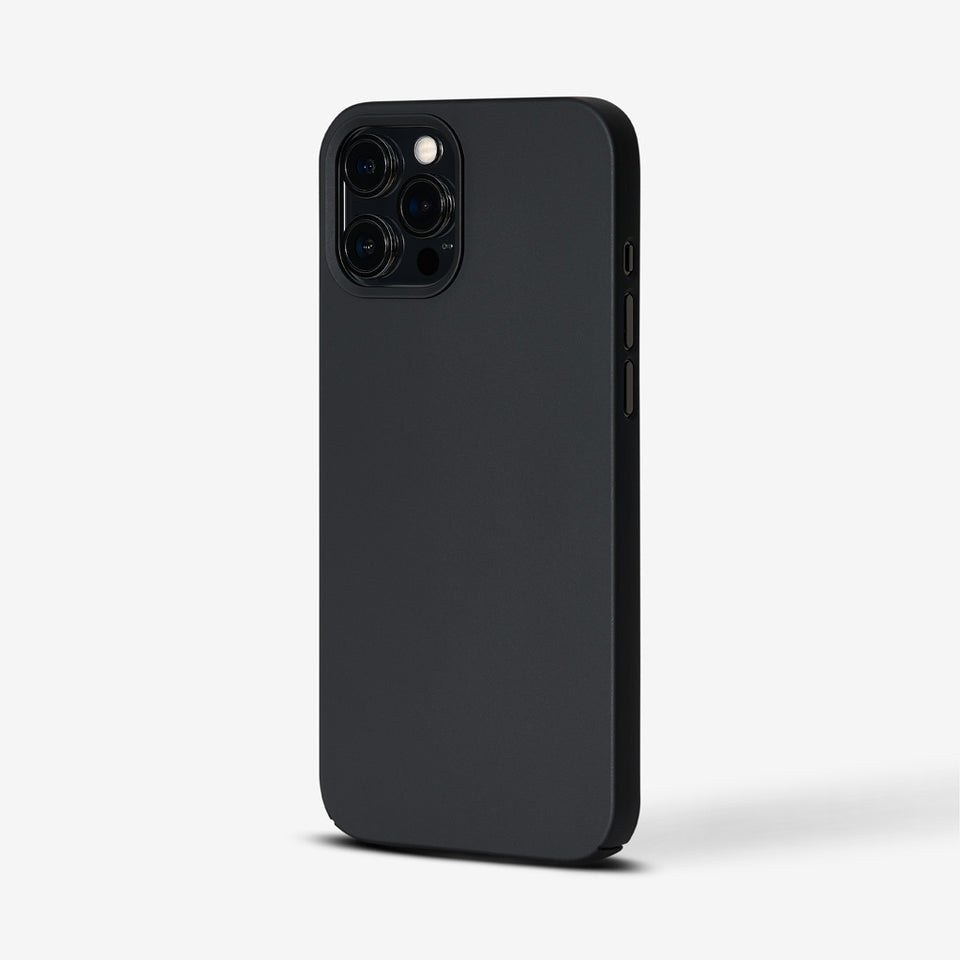 Magnetic iPhone 12 Pro MAX Hard Case - black