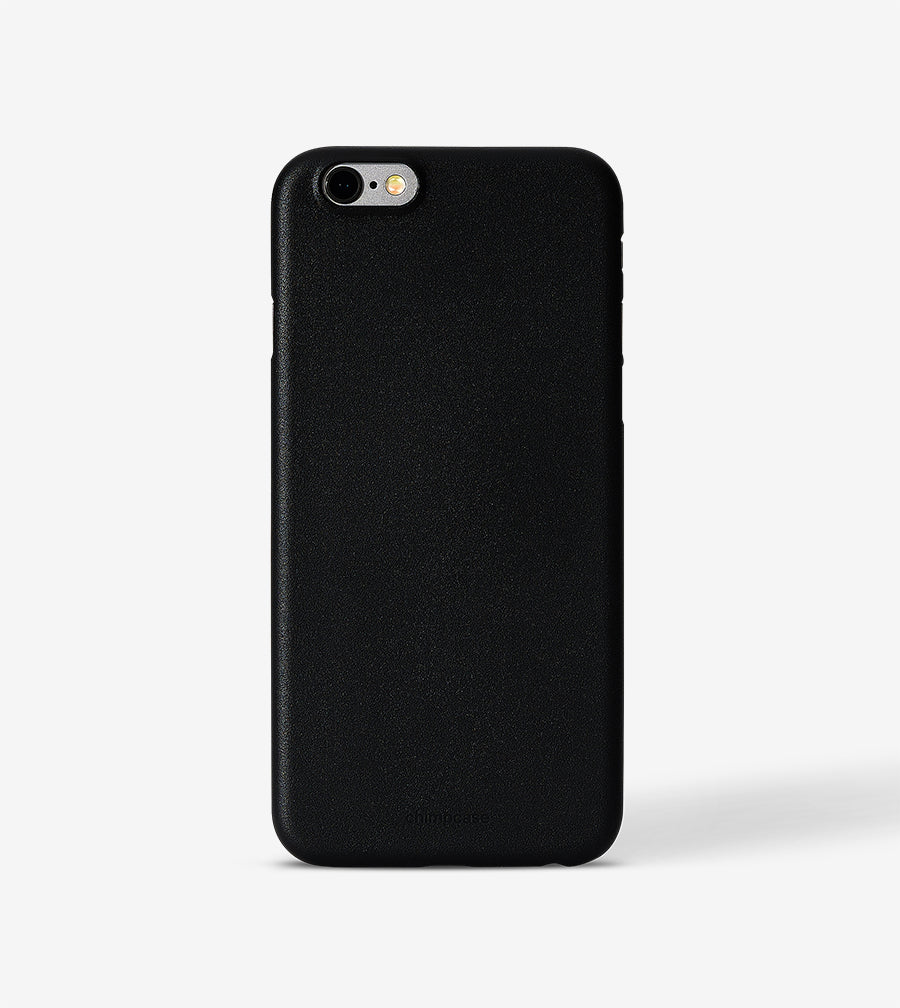 chimpcase iPhone 6/6S Skinny Case - solid black
