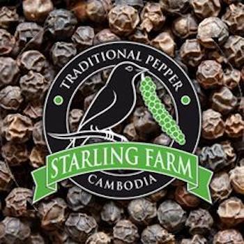 Kampot Pepper (Anna Him Family)