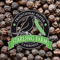 Kampot Pepper (Anna Him)