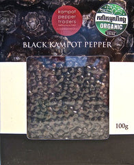 Kampot Pepper Black (Anna Him Family)