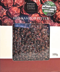 Kampot Pepper Red (Anna Him Family)