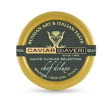 White Sturgeon caviar - Giaveri Family