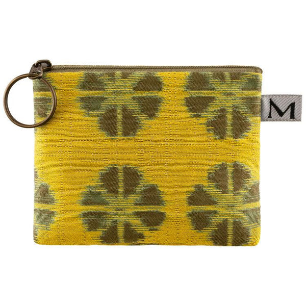 Kyoto Yellow Coin Purse