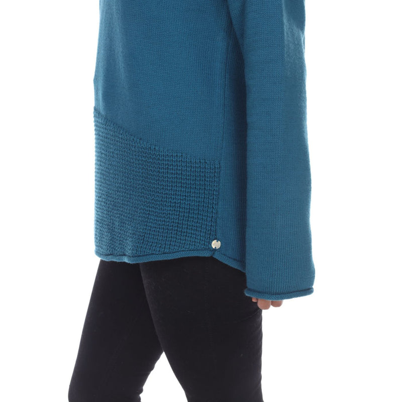 Peacock Embrace Me Sweater