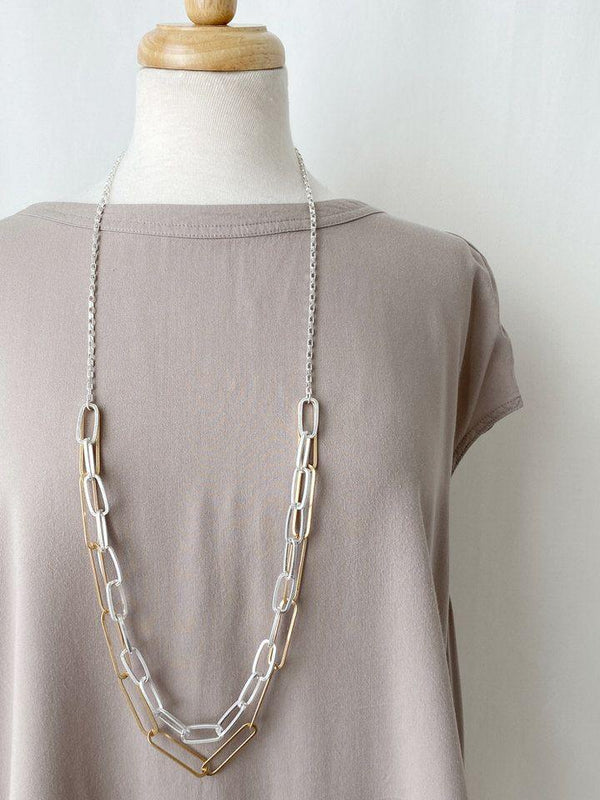 All About the Chain Necklace