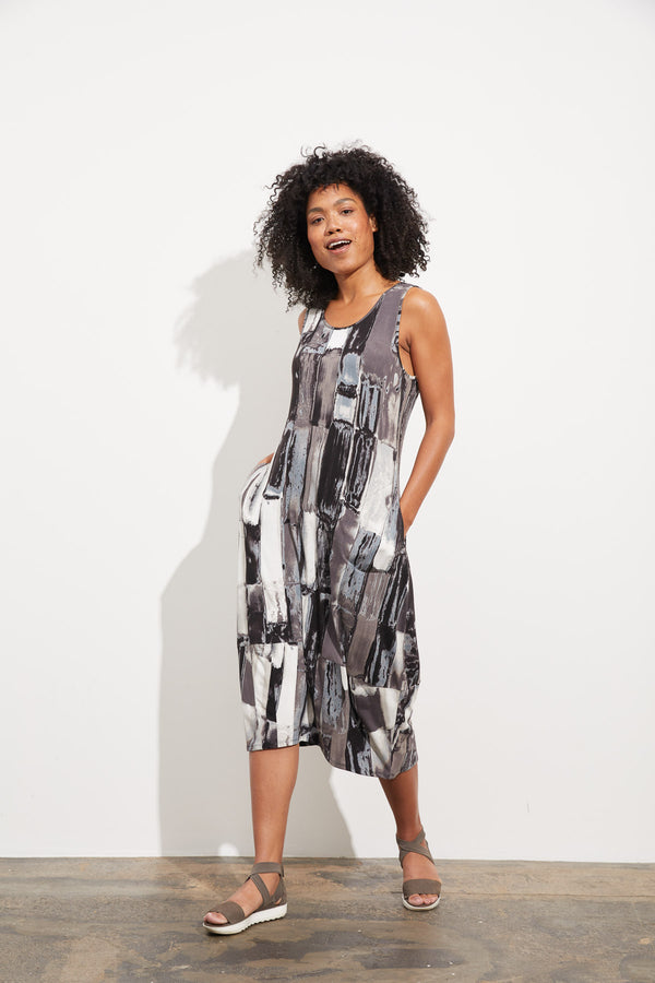 Arthouse Lantern Dress