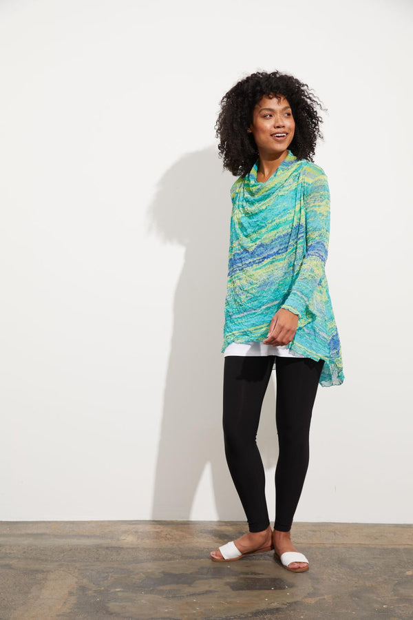 Carribean Mesh Cardigan