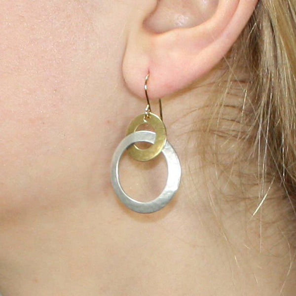 Intertwined Earring