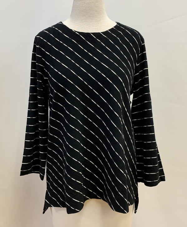 Angle Stripe Top