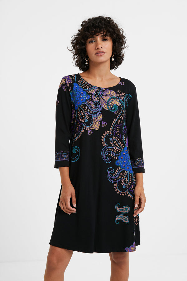 Paisley Tunic Dress