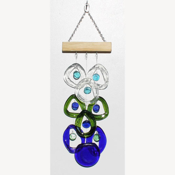 Coral Reef Recycled Chime