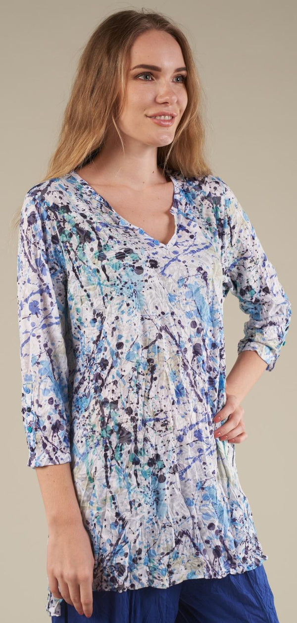 Splash Tunic