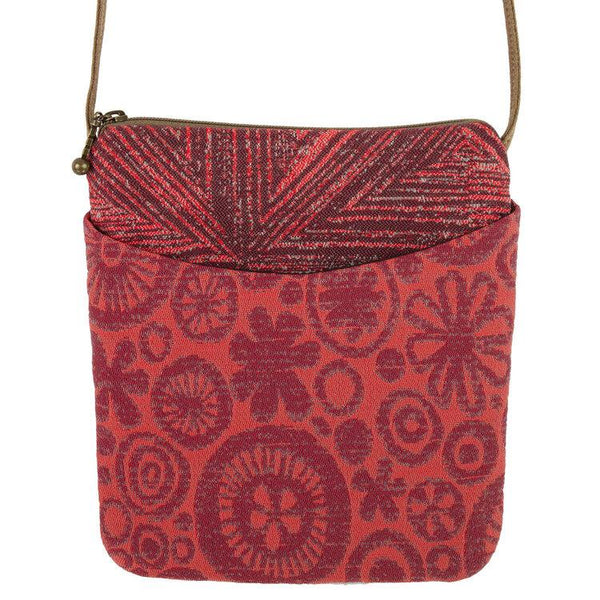 Sangria Small Crossbody