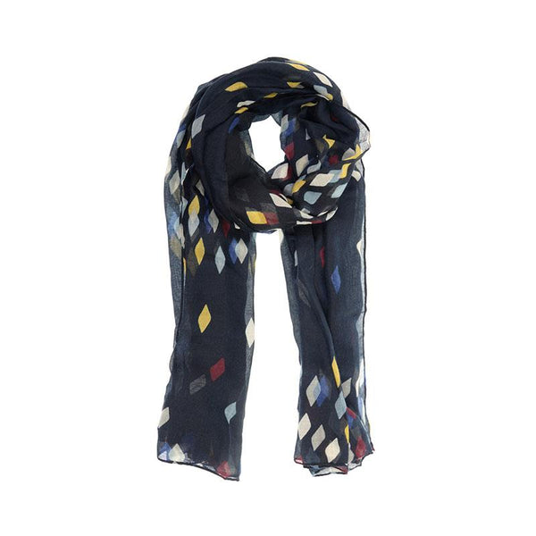 Scattered Diamonds Scarf