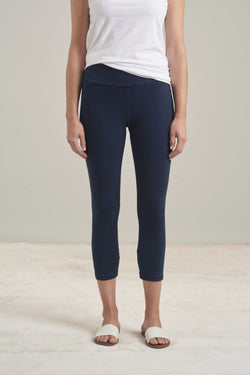 Denim Capri Legging