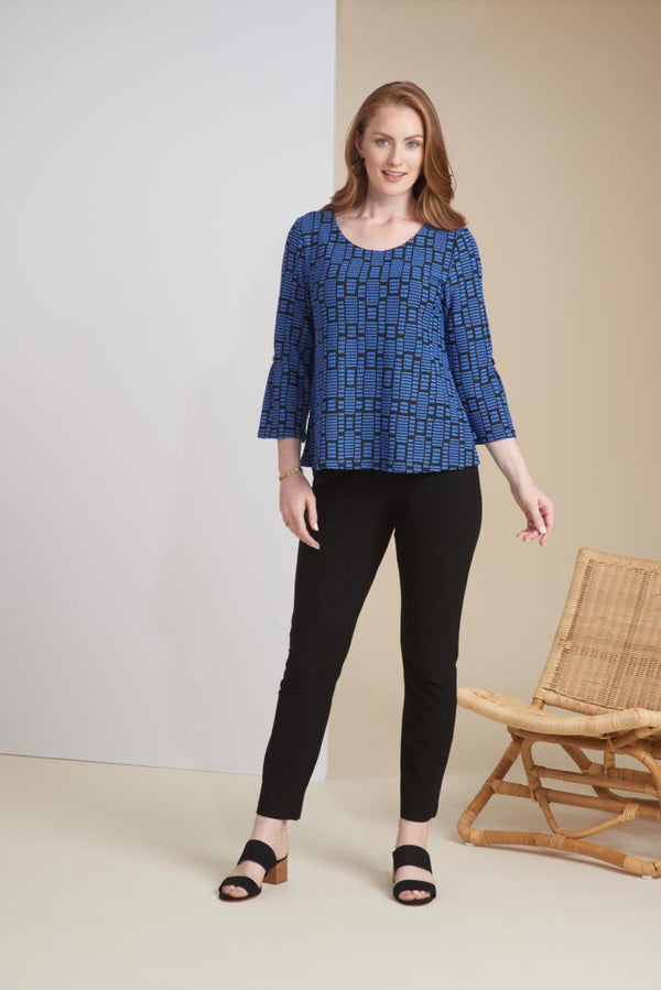 Blue Crossroad Easy Top