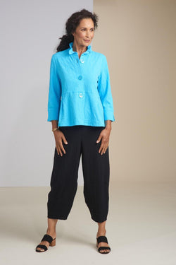 Lagoon Stretch Jacquard Jacket